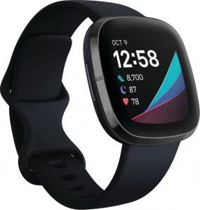 Fitbit Sense aanbieding
